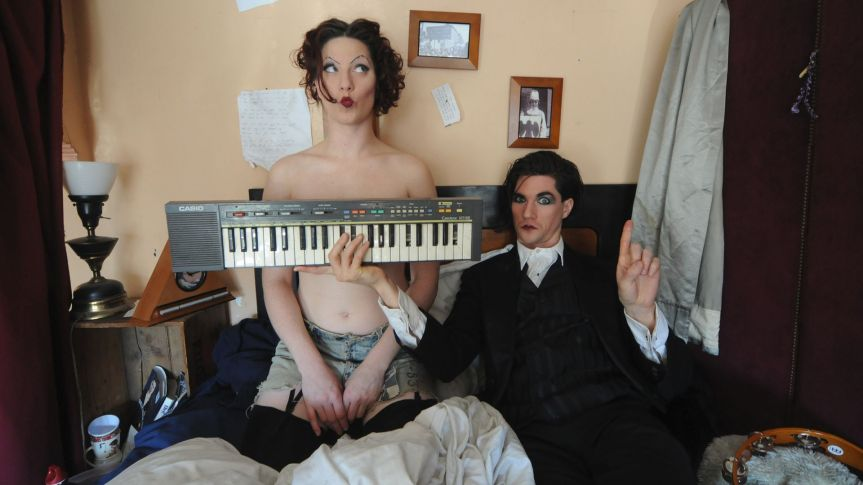 Boston – The Dresden Dolls