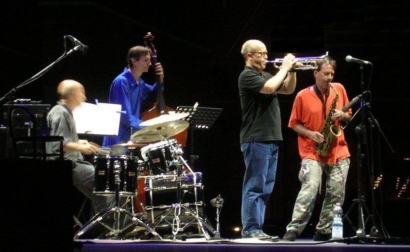 John Zorn & New Masada Quartet em SP (SescPompéia)