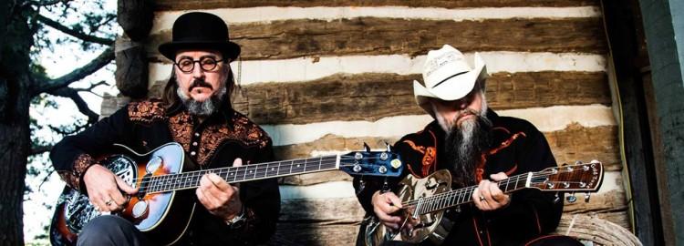 Wynonna's Big Brown Beaver – Les Claypool's Duo DeTwang