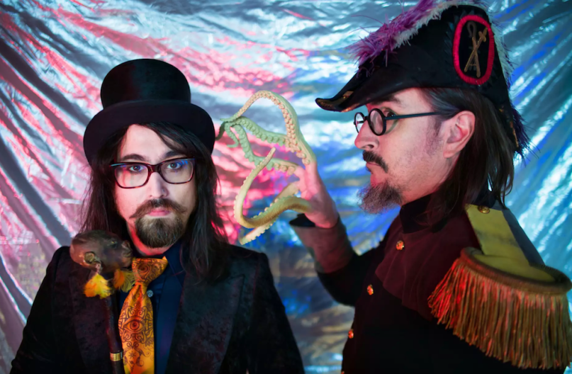 The Court of the Crimson King – The Claypool Lennon Delirium