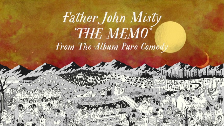 The Memo – FATHER JOHNMISTY