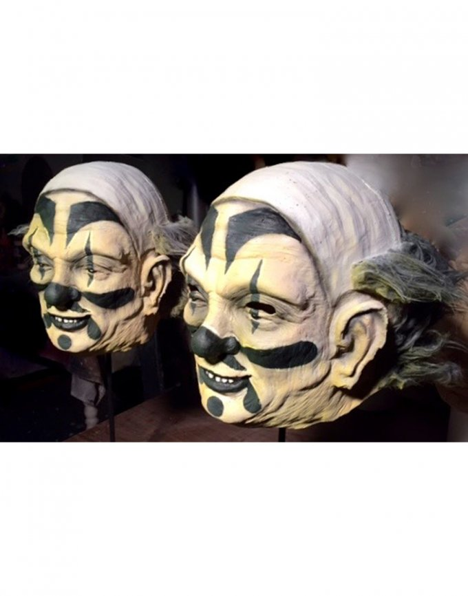 Not Remotely Just in Time for Halloween: Mr. Bungle Clown Masks (AxlRosenberg)