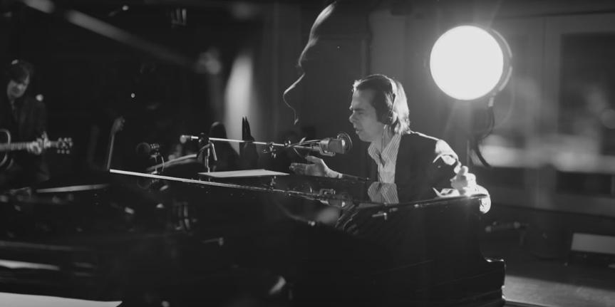 Magneto – Nick Cave & The BadSeeds