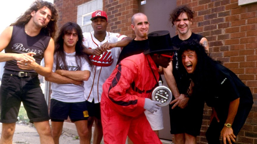 Bring the Noise – Public Enemy & Anthrax