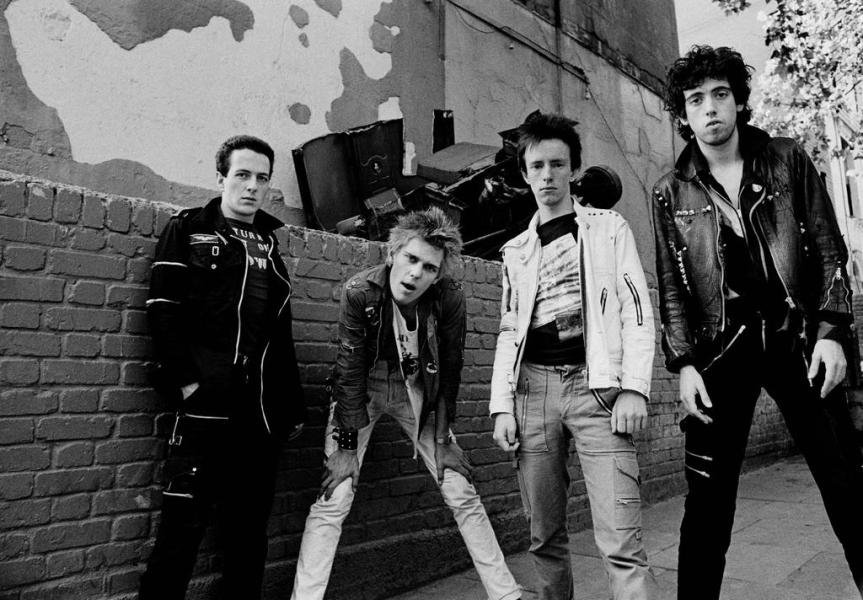 Lost in the supermarket – The Clash