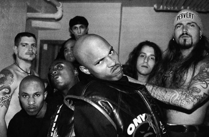 Judgement night – Onyx feat.Biohazard