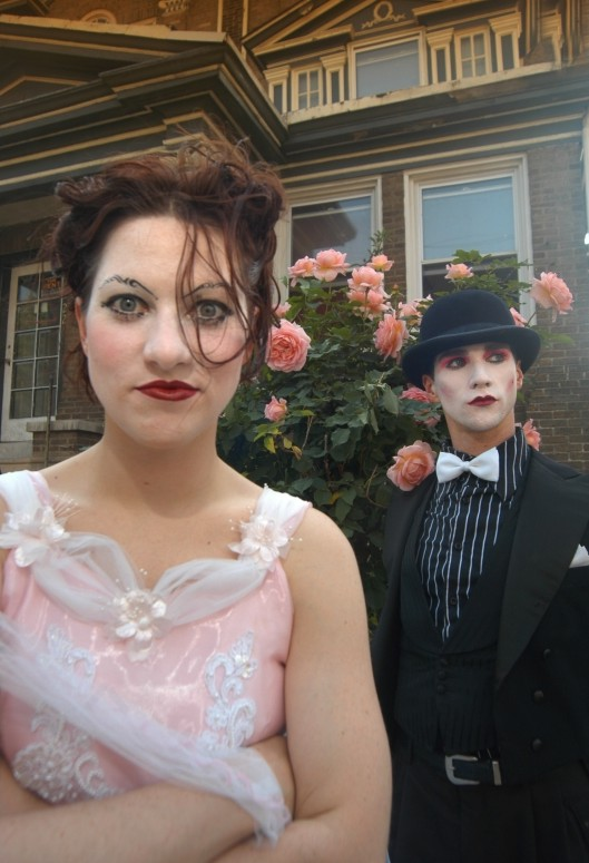 My Alcoholic Friends – THE DRESDEN DOLLS