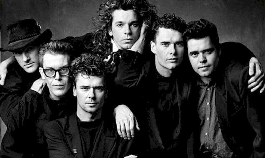 By my side – INXS