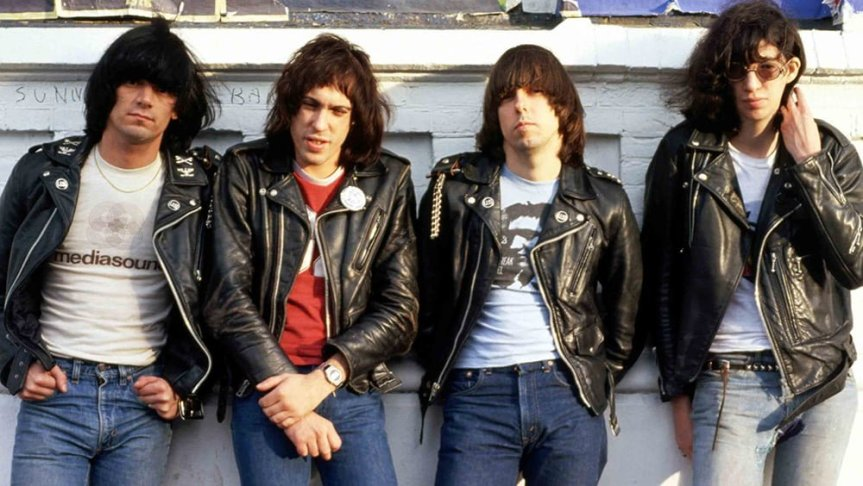 Poison heart –Ramones