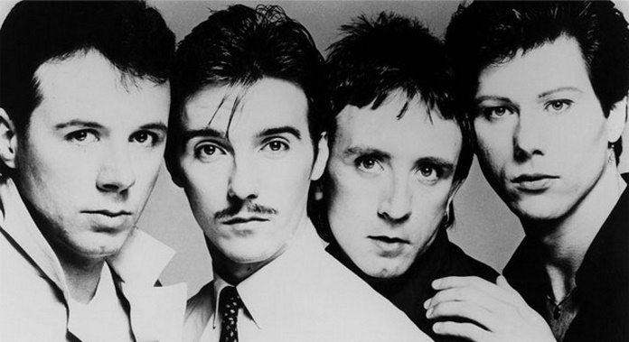 The man who dies everyday – Ultravox!