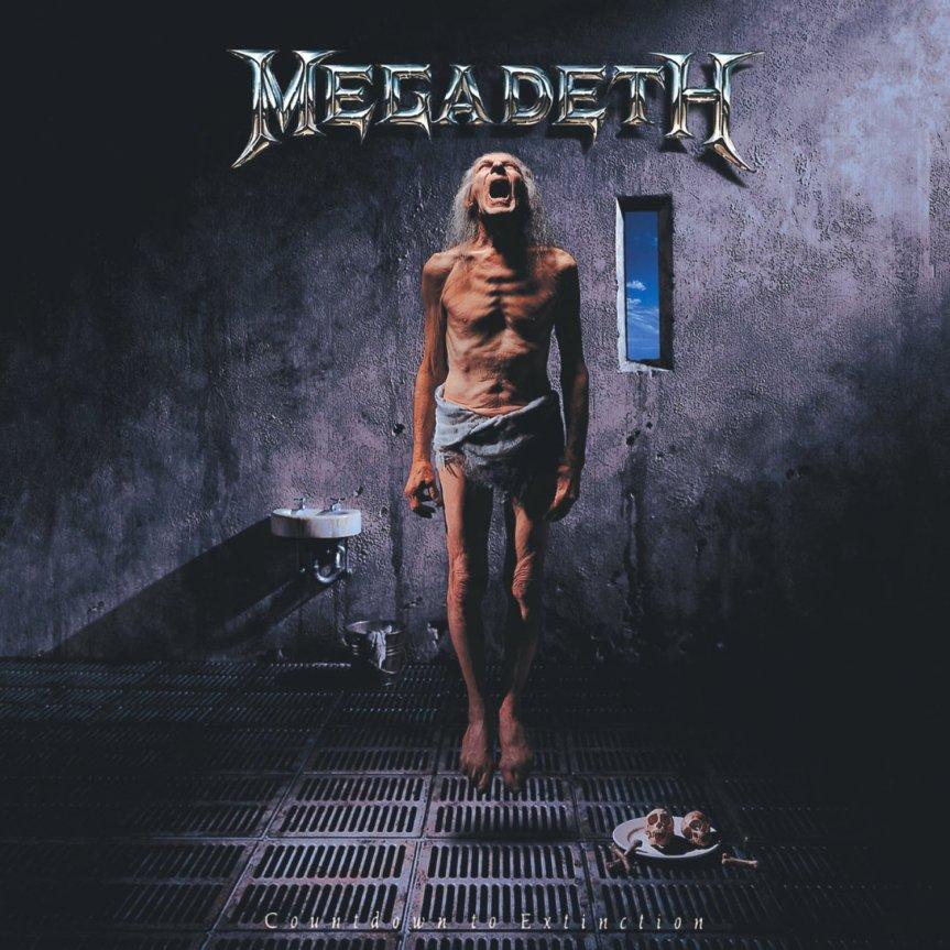 Symphony of destruction –Megadeth