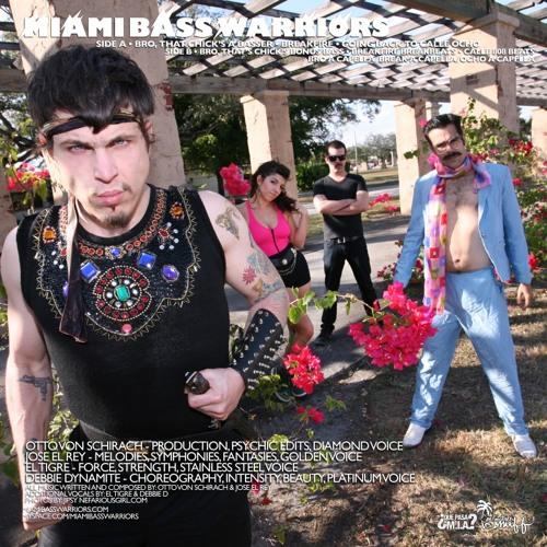 Going back to Calle 8 – Miami BassWarriors