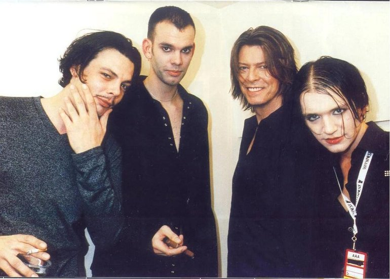 Without you I'm nothing – Placebo & David Bowie