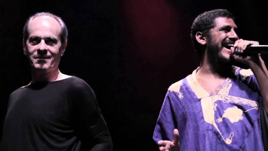 Freguês da meia-noite – Criolo & NeyMatogrosso