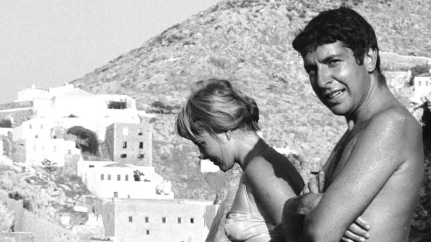 Leonard Cohen e Marianne: a história de dois pássaros livres e emharmonia