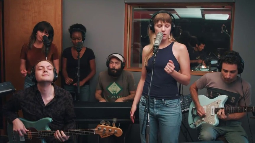 Maneater – Pomplamoose (Hall & Oates cover)