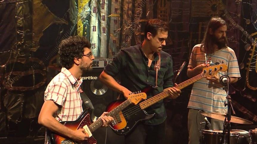 Programa Instrumental Sesc Brasil:Hurtmold