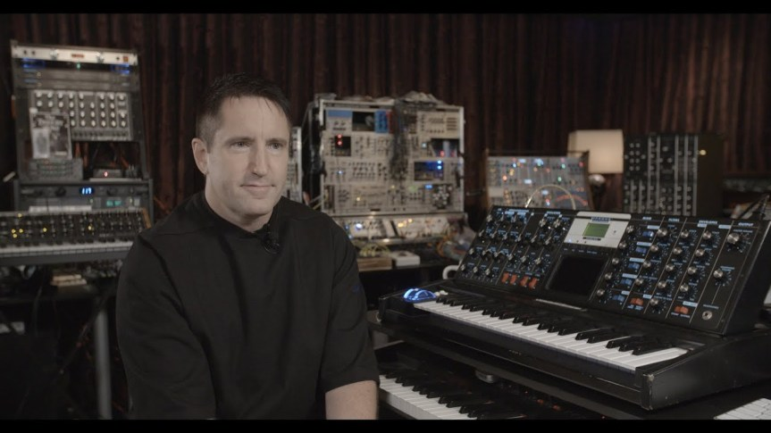 Archetype of a Synthesizer – Trent Reznor