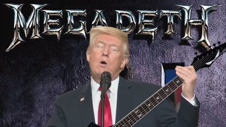 MetalTrump – Symphony of destruction