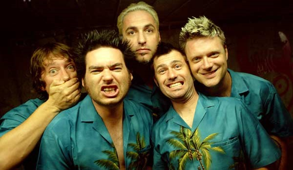 Over the rainbow – Me First & The Gimme Gimmes