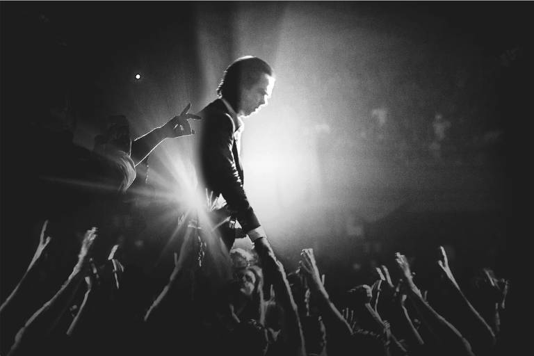 A prayer to who? – Nick Cave
