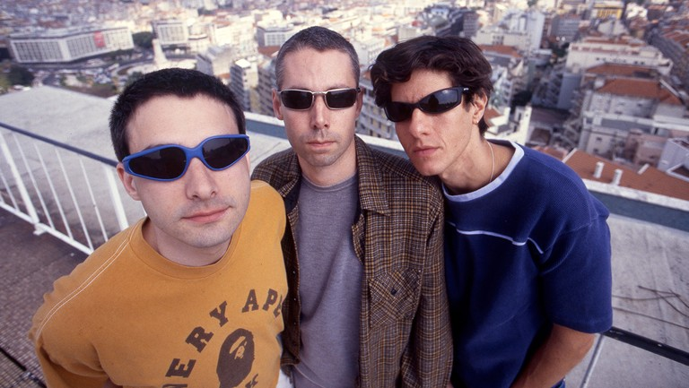 El Rey Y Yo (The Commander J Remix) – Beastie Boys