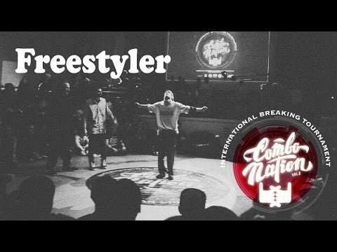 Freestyler by Bomfunk MC's | COMBOnation 8 | Kazan city (Russia)