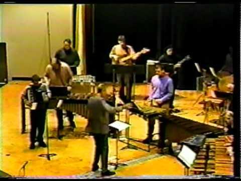 Ars Moriendi – ETSU PercussionEnsemble