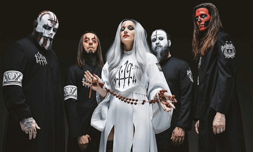 Enjoy the silence – Lacuna Coil