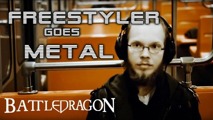 Freestyler – Battledragon