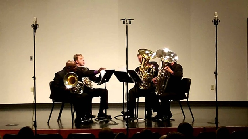 Ars Moriendi – St. Louis Low Brass Collective