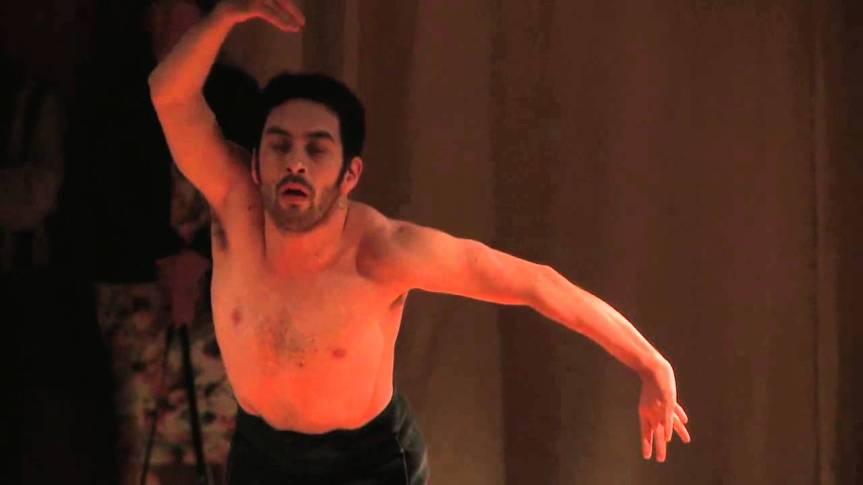 """Dance performance: """"Homem torto"""" (Crooked man) – EduardoFukushima"""