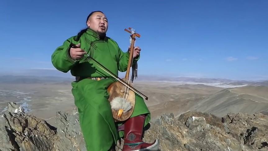 Chinggis khaanii Magtaal – BatzorigVaanchig