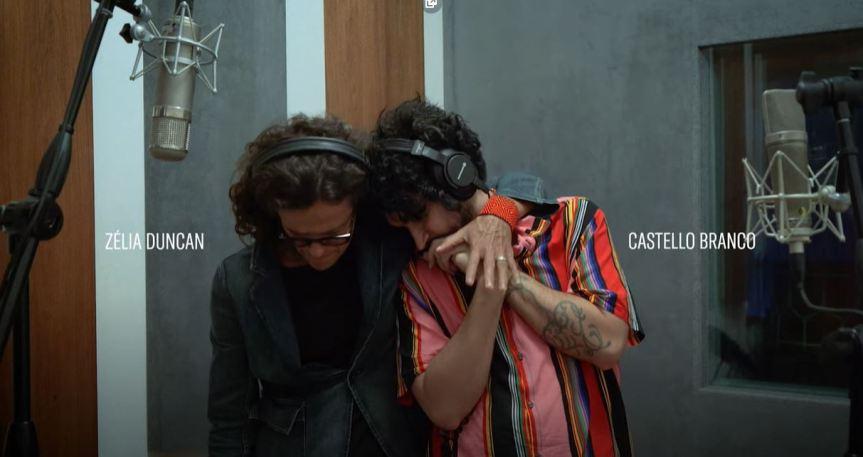 Toda toda – Zélia Duncan & CastelloBranco
