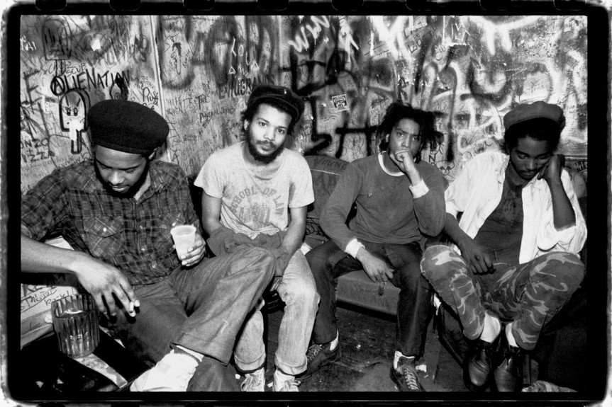Bad Brains live in Florida (1987)