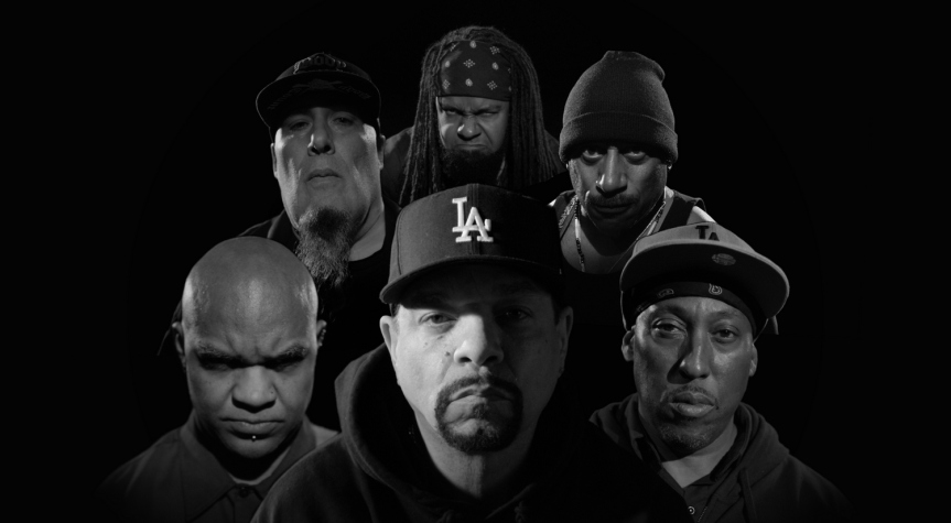 Body Count's in the house – Body Count