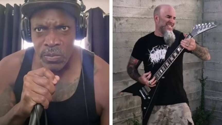Cut-throat – Sepultura & Scott Ian