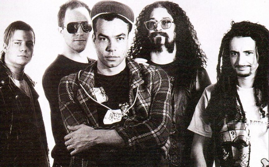 Faith No More: The Chuck Mosley Years Before Mike Patton