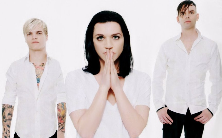 Happy you're gone (live) –Placebo