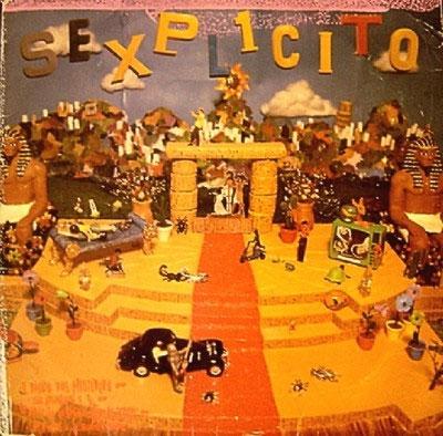 O disco dos mistérios (1991) –Sexplícito