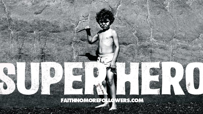 Superhero – Faith No More (live atAmoeba)