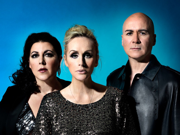 Together in Electric Dreams (live) – THE HUMAN LEAGUE