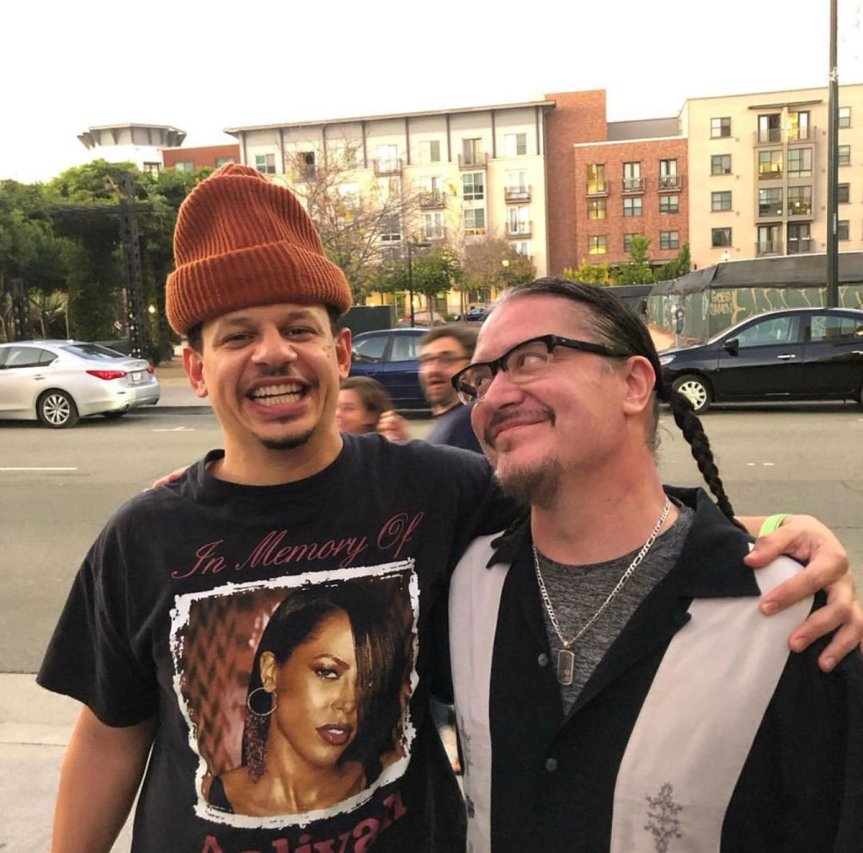 Eric Andre Interviews Mike Patton: Mr. Bungle, Faith No More, Blood, Screams, Hilarity