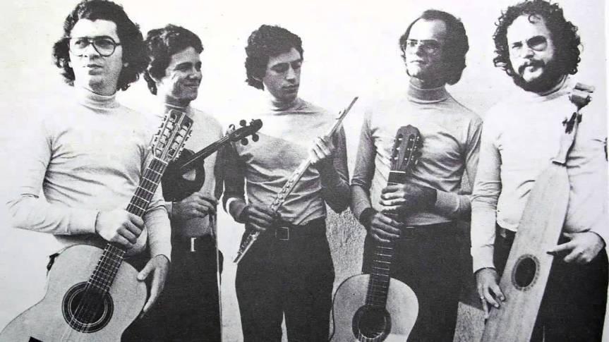 Do Romance ao Galope Nordestino (1974) – QUINTETOARMORIAL