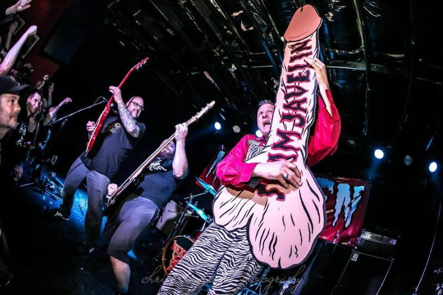 I Sin for a Living – THE MEATMEN