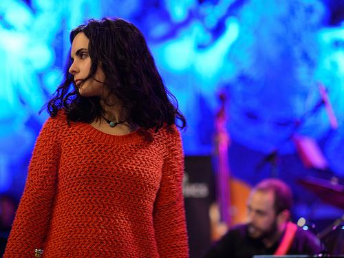 """JOAN CHAMORRO & ANDREA MOTIS GROUP en directo en """"LesGolfes"""""""