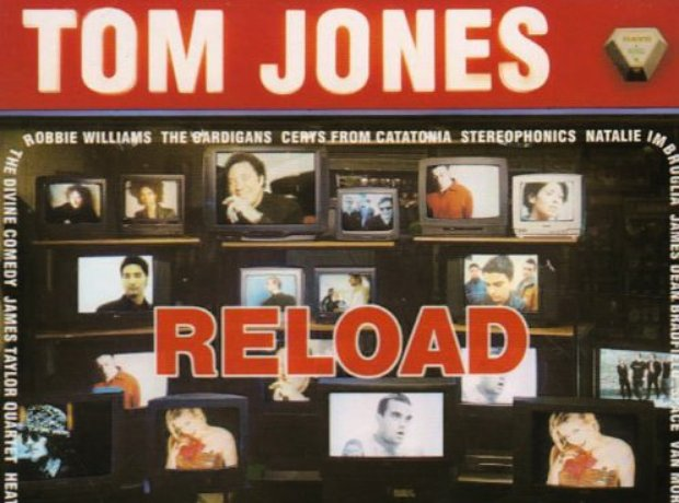 Reload (1999) – TOM JONES & FRIENDS