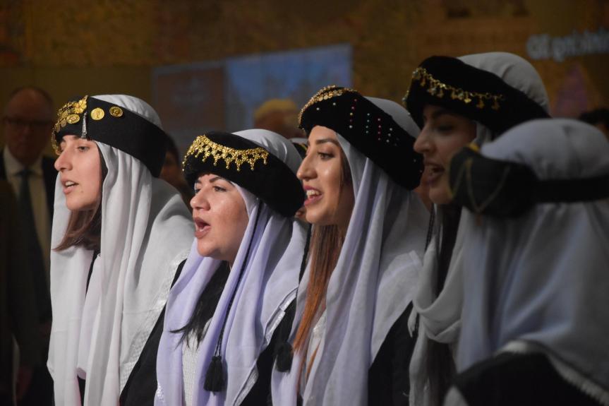 YAZIDI Women Resist Cultural Erasure ThroughMusic