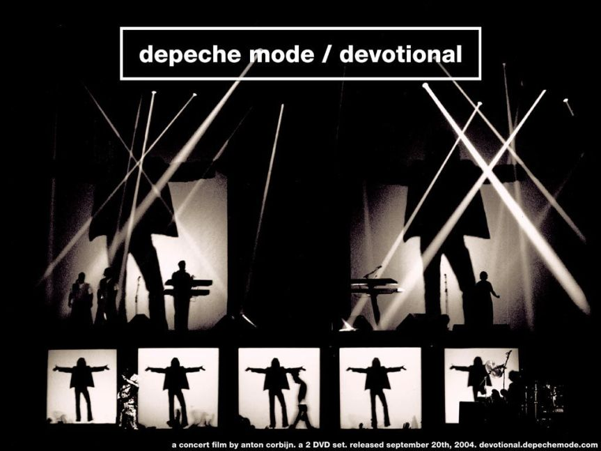 Devotional – DEPECHE MODE