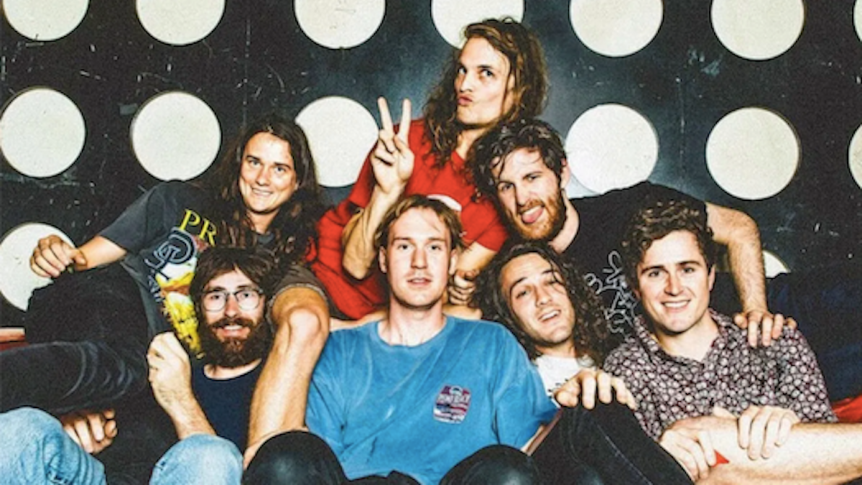 Trapdoor – KING GIZZARD & THE LIZARD WIZARD